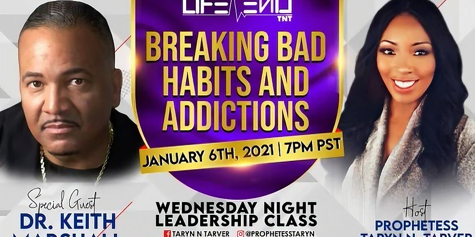 """Leadership Class  """" Special Guest Dr. Keith Marshall """"  (1)"""