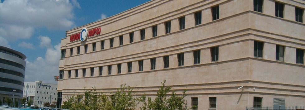 """מבנה משרדים - קש""""ת"""