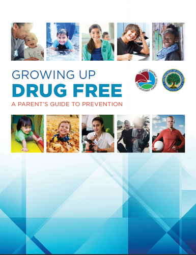 DEA's Growing Up Drug Free