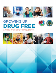 DEA's Growing Up Drug Free