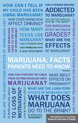 Marijuana: Facts Parents Need to Know