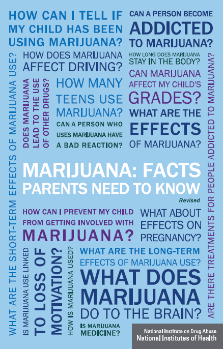 Marijuana: Facts Parents Need to Know