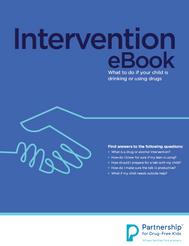 Partnership for Drug-Free Kids Intervention eBook