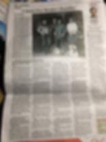 Frederick News Post, Murphy's Shambles Covid19 Article