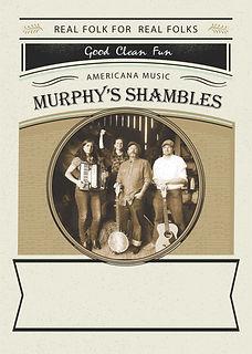 murphy's shambles americana poster