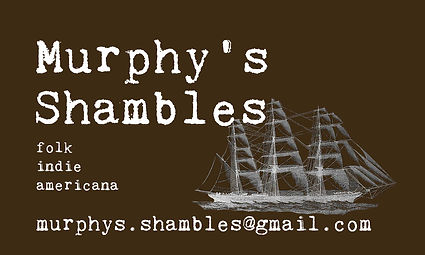 murphy's shambles business card