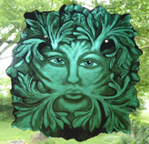 Green Man / Woman