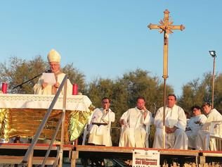 """Salento, Giornata dei migranti: l'omelia di mons. Perego e l'intervista a """"Vatican News"""""""