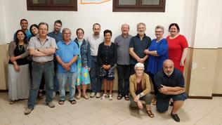 Don Spada lascia San Benedetto: il saluto della comunità