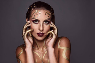 Photographer: Chris Whonsetler  Model: Skyler Werdell Makeup/Hair: Rachel Madison