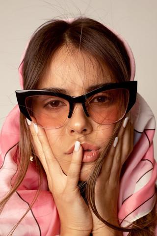 Photographer: Gabrielle Merriken Model: Esther Peres Makeup/Hair: Rachel Madison