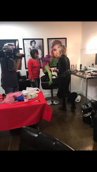 2017 WRTV6 Interview Ericka Flye