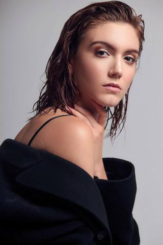 Photographer: Al Bracken  Model: Katherine Rodden Makeup/Hair: Rachel Madison