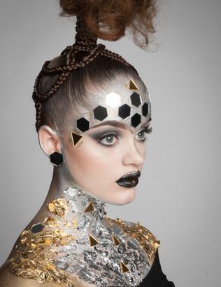 Photographer: Eric Dawson Model: Sara Elizabeth Hair: Dee Lanee Makeup: Rachel Madison