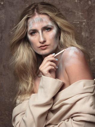 Photographer: Willyum Baulkey  Model: Brooke Taylor Hair/Makeup: Rachel Madison