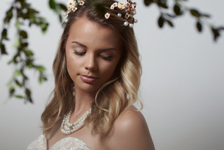 Photographer: Jennifer Sheets Model: Faith Makeup/Hair: Rachel Madison