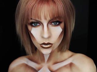 Photographer: Rachel Madison Makeup/Model: Rachel Madison