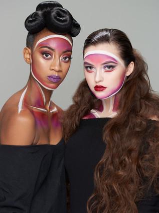 Photographer: Michael Trace  Models: Breya Birdsong, Dakota Bruton  Hair: Dee Lanee  Makeup: Rachel Madison