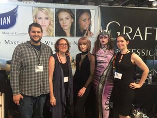 2017 Chicago Makeup Show