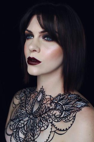 Photographer/Makeup/Body Paint: Rachel Madison