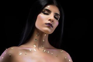 Photographer: Clyde Sims Model: Rohma Ahmed Makeup: Rachel Madison
