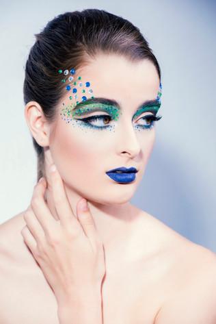 Photographer: Johnathon Adams  Model: Hannah Haydock Hair/Makeup: Rachel Madison