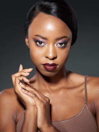 Photographer: Michael Trace  Model: Arion Partee Makeup: Rachel Madison