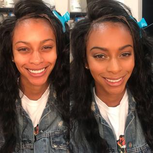Model: Chasidy Williams  Makeup: Rachel Madison