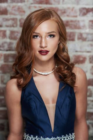 Photographer: Jennifer Sheets Model: Jenna  Makeup: Rachel Madison