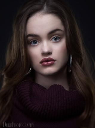 Photographer: Duke Greer  Model: Sara Elizabeth Makeup/Hair: Rachel Madison