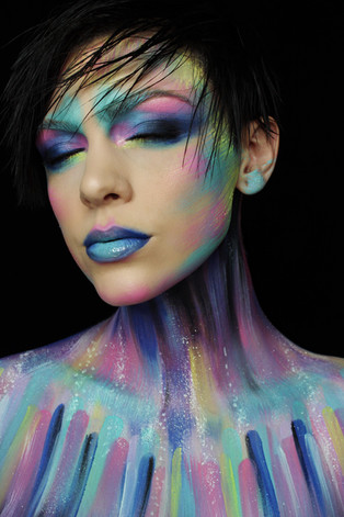 Model/Body Paint: Rachel Madison