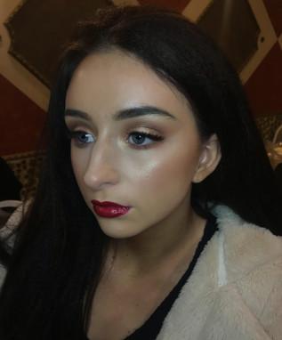 Model: Kalie  Makeup: Rachel Madison