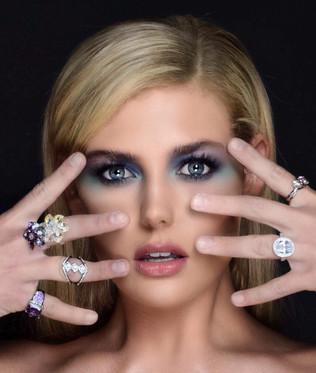 Photographer: Trace Deaton Model: Abbie Purdie Makeup: Rachel Madison
