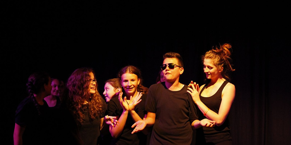 Corso teatro UNDER 16 - Livello intermedio