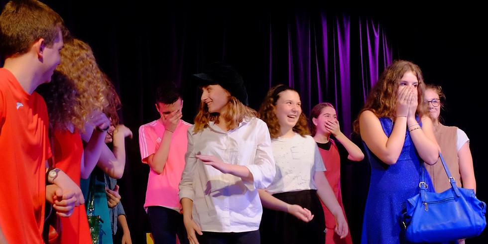 Compagnia teatro UNDER 18 - Livello esperto