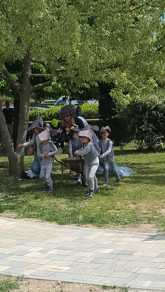 Oz scuola teatro recitazione bambini ver
