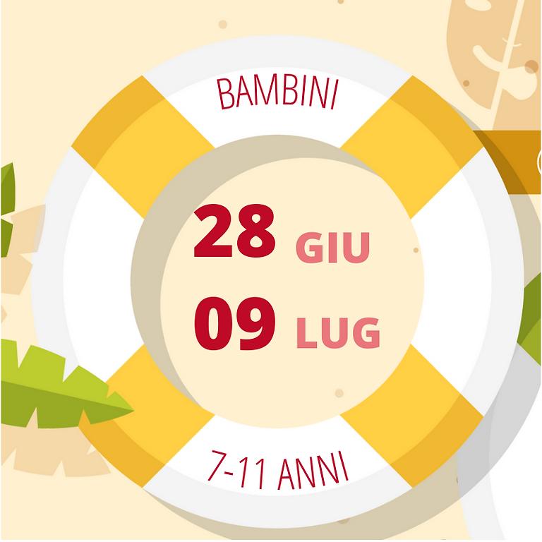Centro estivo BAMBINI - 28/06 - 09/07 - 1° blocco    (1)
