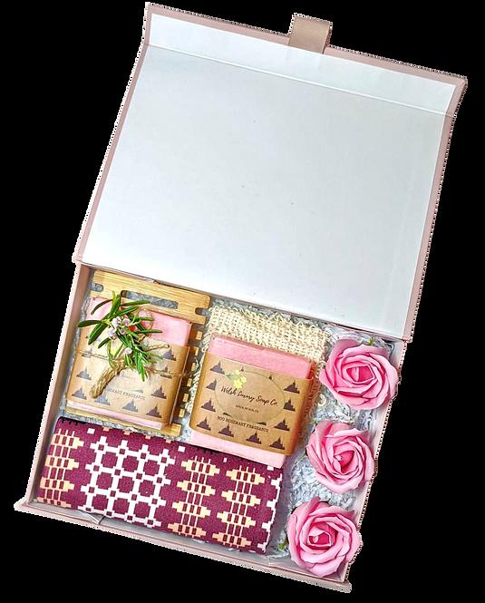 Aromatic Bath & beauty gift box