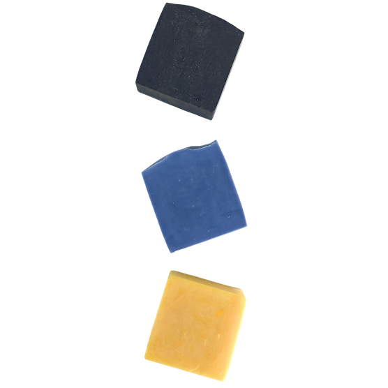 Handmade bar soaps