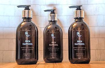 Daffodil liquid soap