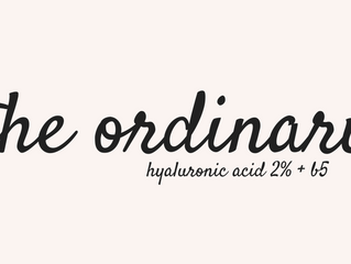The Ordinary: Hyaluronic Acid 2% + B5