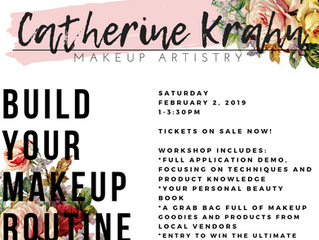 Build Your Makeup Routine Workshop