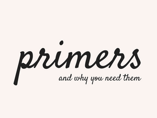 Primers and Why You Need Them in Your Life