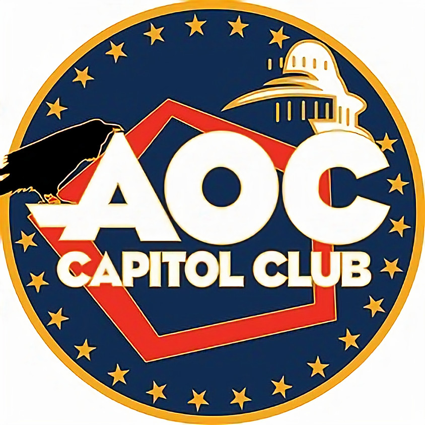 AOC Capitol Club Professional Speaker Series Tuesday, March 30, 2021 from 1:30PM-3:00PM
