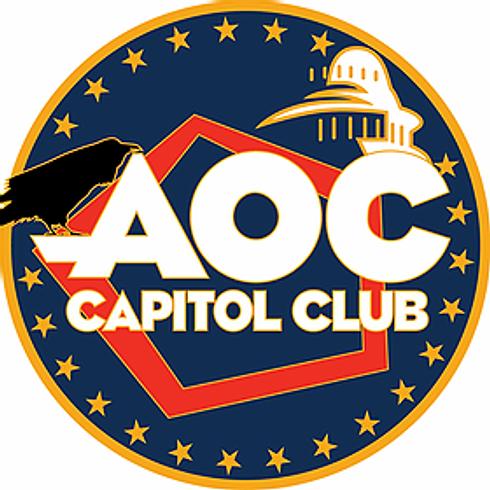 AOC Capitol Club's Virtual Speaker Event Featuring Marian Merritt, NICE Deputy Director