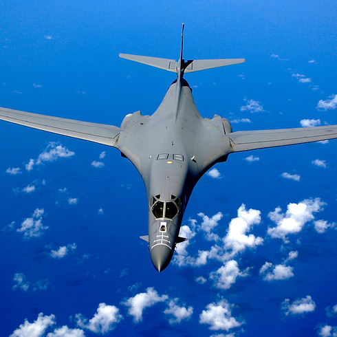 B-1 Combat Employment in OAF/OEF and EW Testing Challenges for the Future, Hans Miller, MITRE