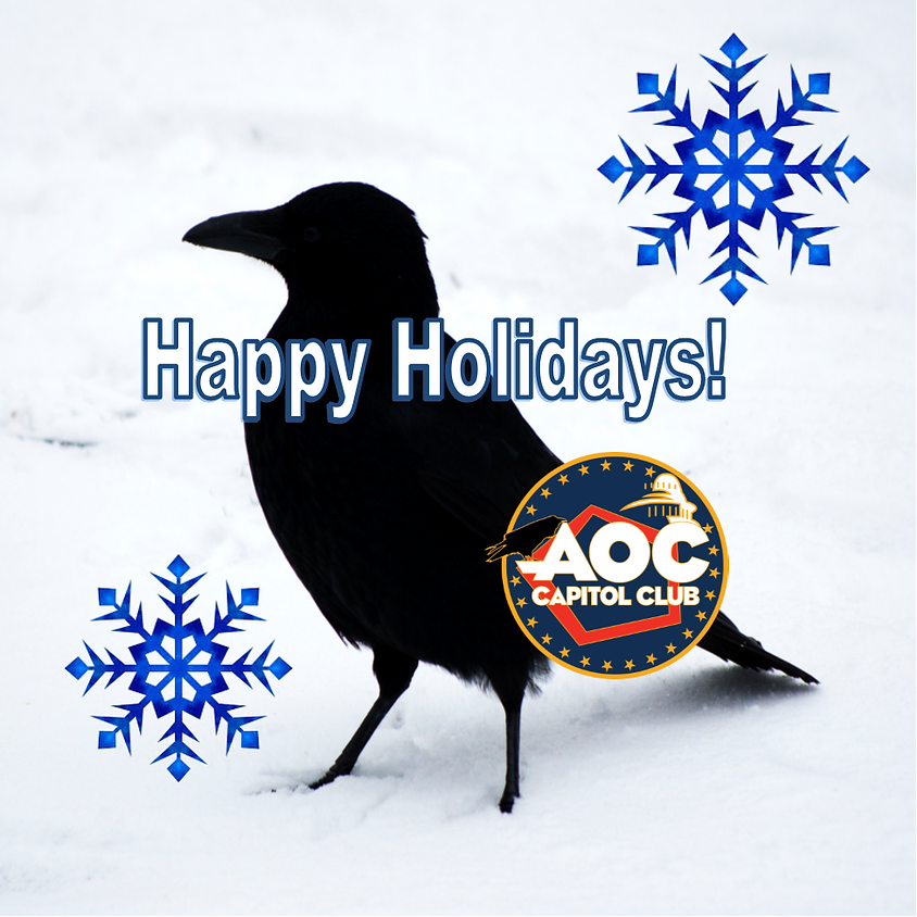 AOC Capitol Club Holiday Party 2019