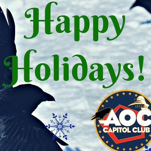 AOC Capitol Club Holiday Party