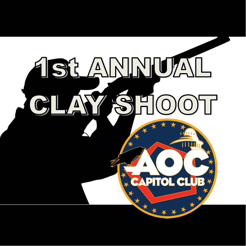 1st Annual Clay Shooting Event