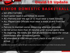 Latest Updates - Return to Basketball - All Programs